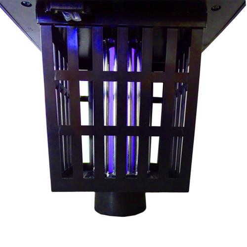 Lampe solaire anti-moustiques - mouches