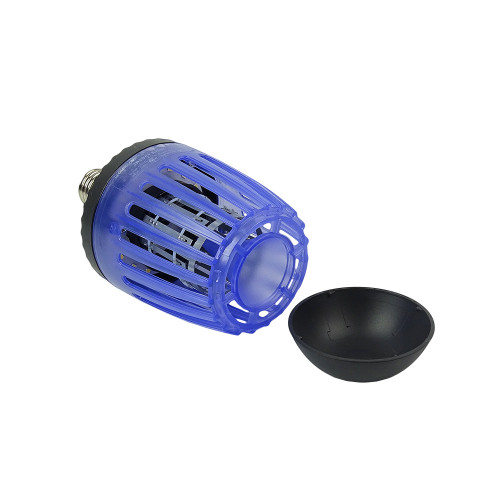 Ampoule anti-insectes 2en1